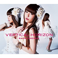 Album「VERTICAL HORIZON」黒崎真音 初回