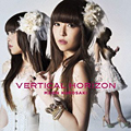 Album「VERTICAL HORIZON」黒崎真音 通常