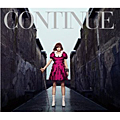 Album「CONTINUE」MEG 初回