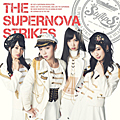 Album「THE SUPERNOVA STRIKES」StylipS 通常