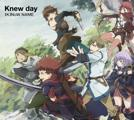 Single「Knew day」(K)NoW_NAME