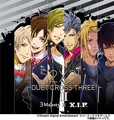 Single「2x 3!~DUET CROSS THREE!~II」3Majesty×X.I.P.