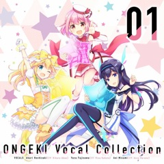 Single オンゲキ「ONGEKI Vocal Collection 01」