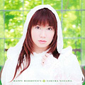 Album「HAPPY HARMONICS」 野川さくら CD+DVD
